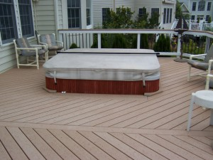 Decking project 10