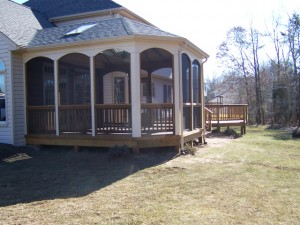 Virginia Porch Project 13
