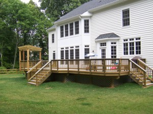 Decking project 5