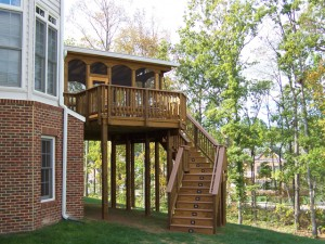 Virginia Porch Project 8